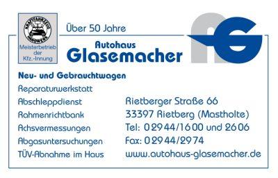 Logo Autohaus Glasemacher