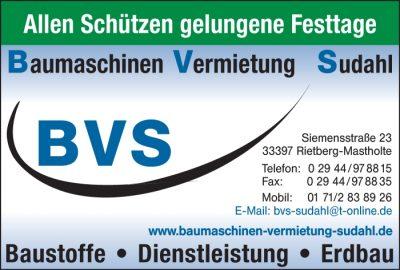 Logo Baumaschinen Vermietung Sudahl GmbH