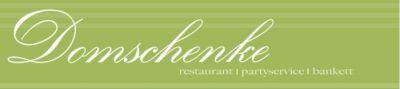Logo Restaurant Domschenke