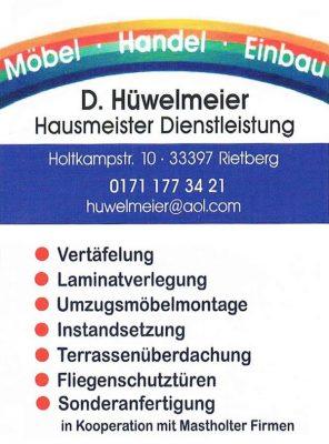 Logo Dieter Hüwelmeier Dienstleistungen